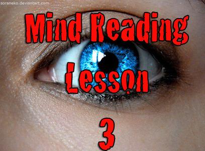 Mind Reading Lesson 3 by Kenton Knepper PDF Instant Download