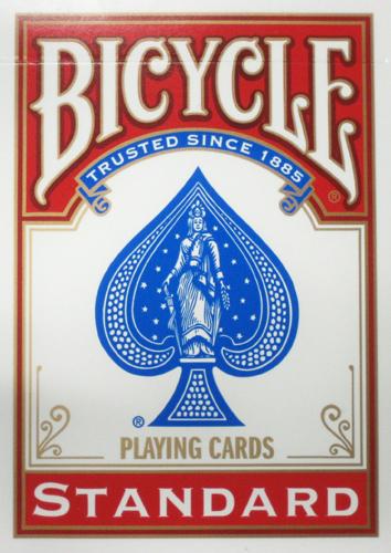 Bicycle Decks List