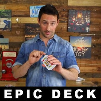 Epic Deck by Scott Alexander presented by Rick Lax (Deck + Download)