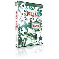 Street Cups Starring Gazzo (DVD + Book)