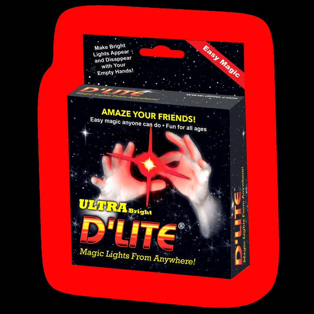 d9b65b3811e D Lite Ultra Bright PAIR Red