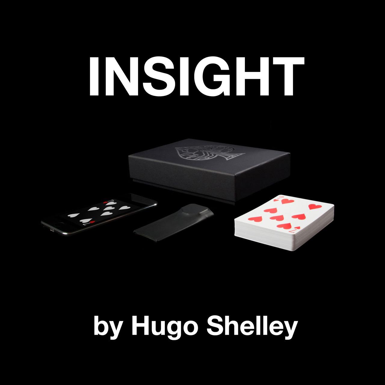 Insight by Hugo Shelley
