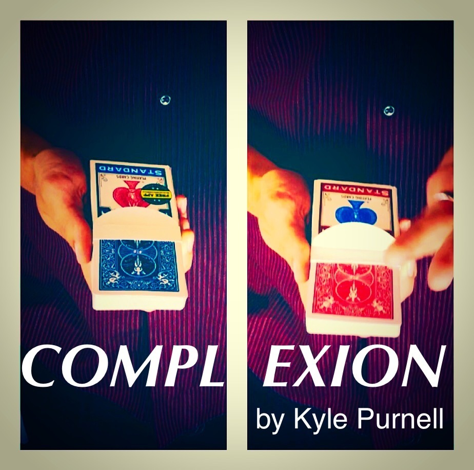 COMPLEXION by Kyle Purnell