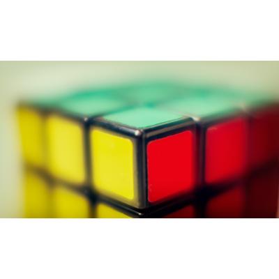 simple rubix cube formula