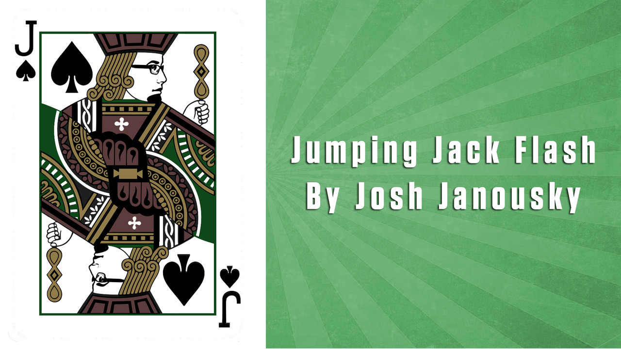 Jumping Jack Flash By Josh Janousky Instant Download