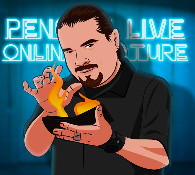 Image result for Penguin Live Lecture Magick Balay