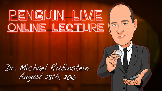 Michael Rubinstein LIVE 2 ( 28 de Agosto de 2016 )