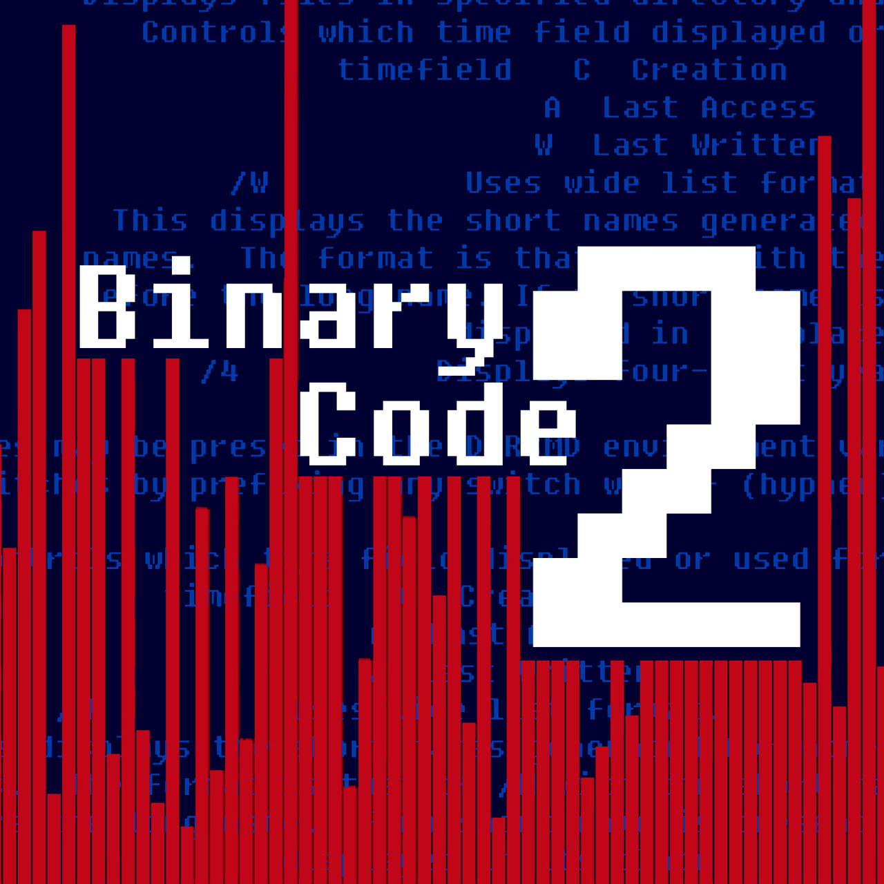 Image result for Binary Code 2 by Rick Lax