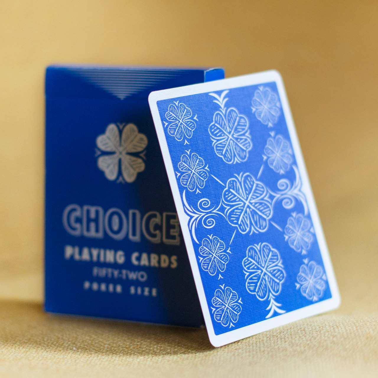 Blue Choice Playing Cards 3 Pack