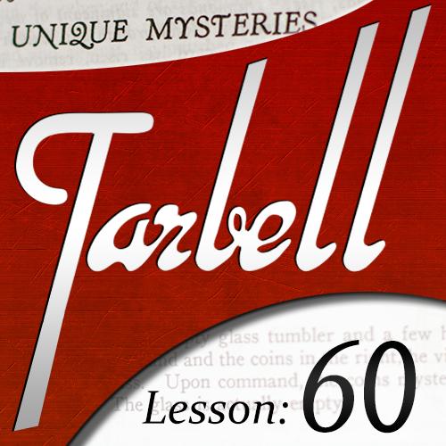 Bildergebnis für Tarbell 60: More Unique Mysteries