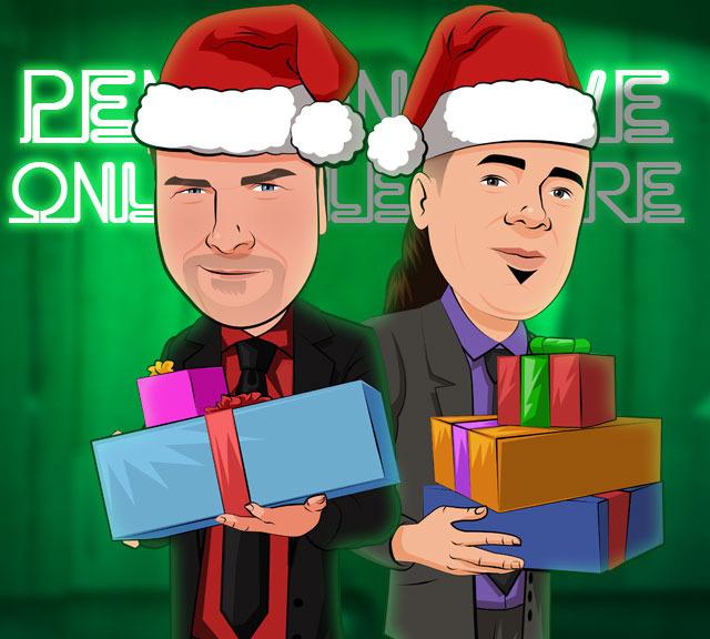 Scott Alexander and Dan Harlan Holiday Special 4 (Penguin LIVE)