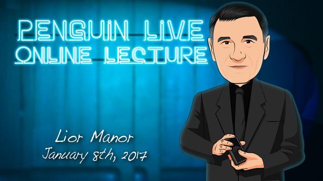 Lior Manor LIVE (8 de enero de 2017)