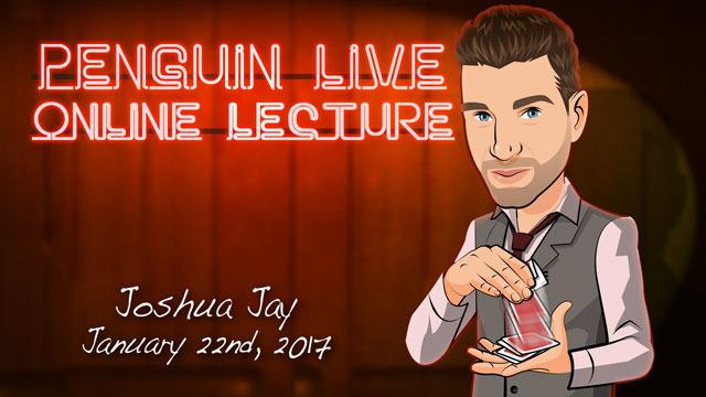 Joshua Jay LIVE 2 ( 22 de Enero de 2017 )