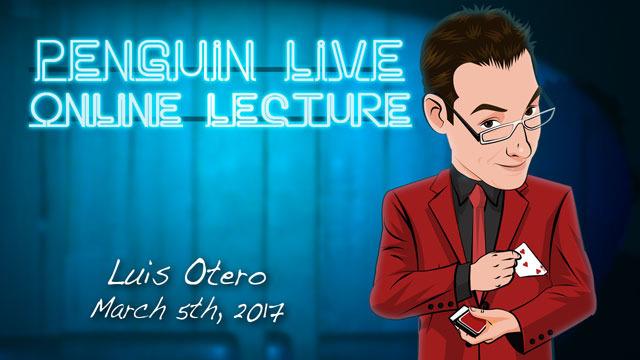 Luis Otero LIVE ( 5 de Marzo de 2017 )