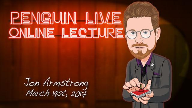Jon Armstrong LIVE 2 ( 19 de Marzo de 2017 )