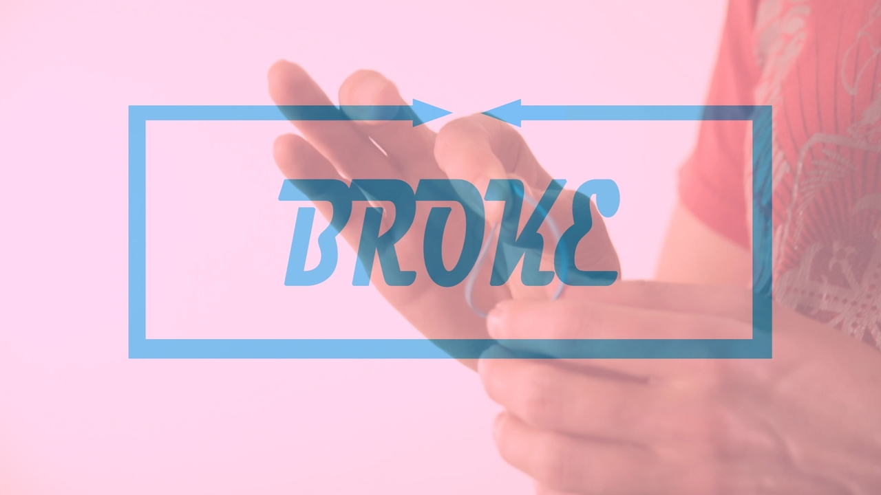 Broke by James Ivey and Nonplus Magic
