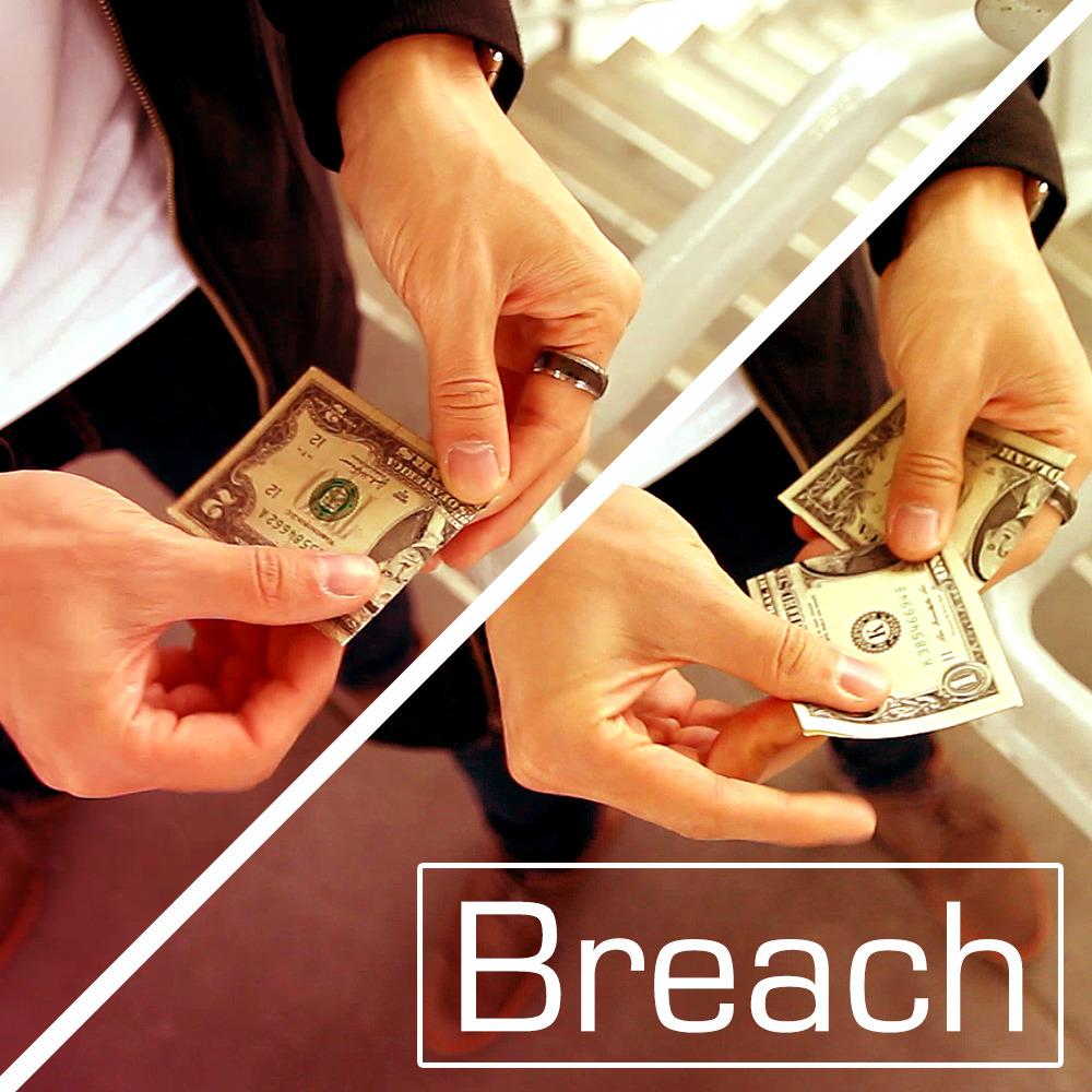 Breach by Patrick Kun