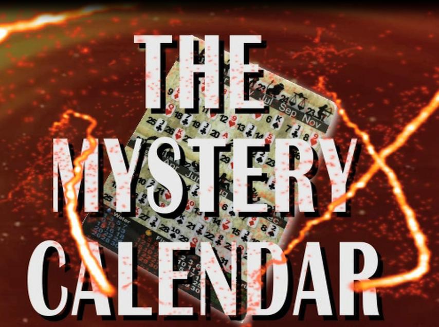 Mystery Calendar by Hektor + PDF