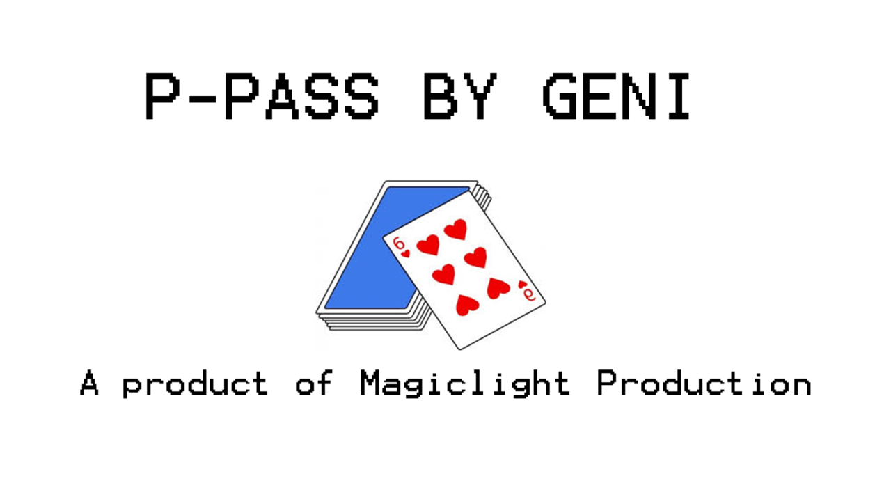 P-Pass by Geni