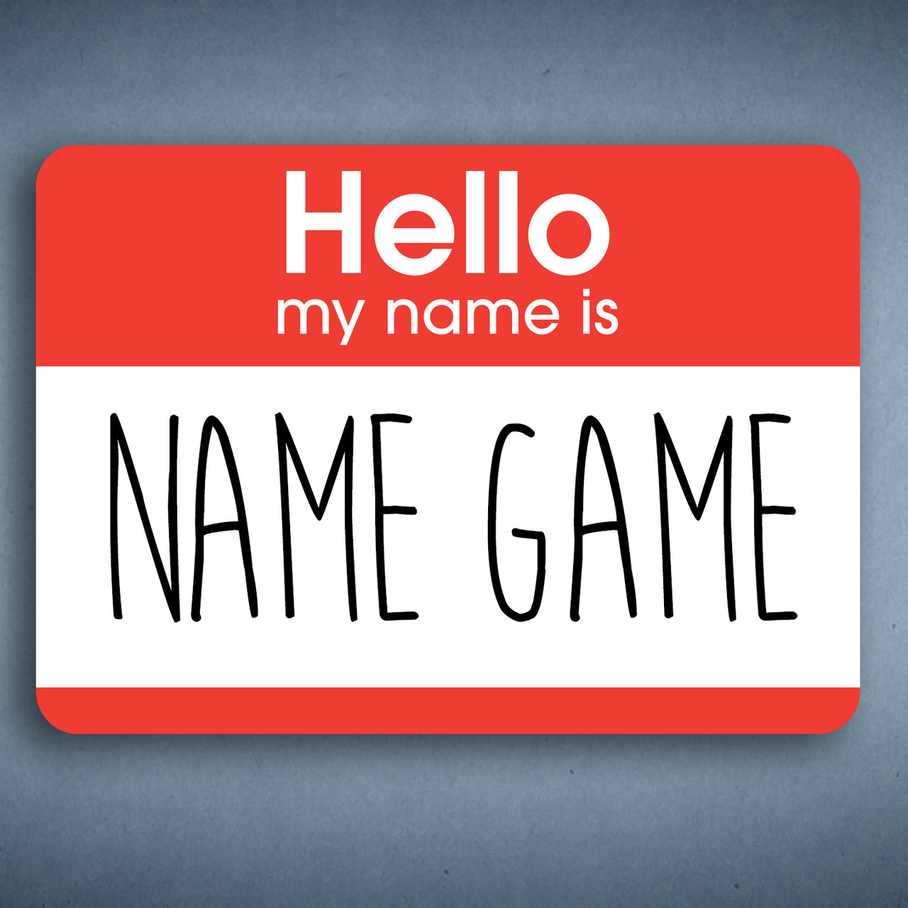 Name Game by Spidey & Rick Lax