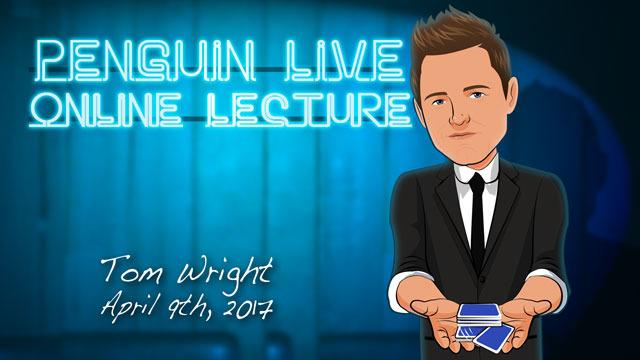 Tom Wright LIVE ( 9 de Abril de 2017 )