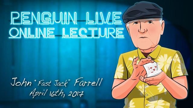 John (Fast Jack) Farrell LIVE ( 16 de Abril de 2017 )