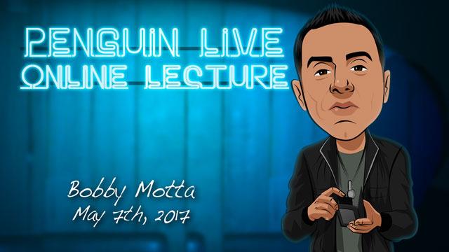 Bobby Motta LIVE ( 7 de Mayo de 2017 )