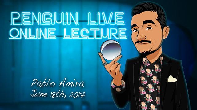 Pablo Amira LIVE ( 18 de Junio de 2017 )