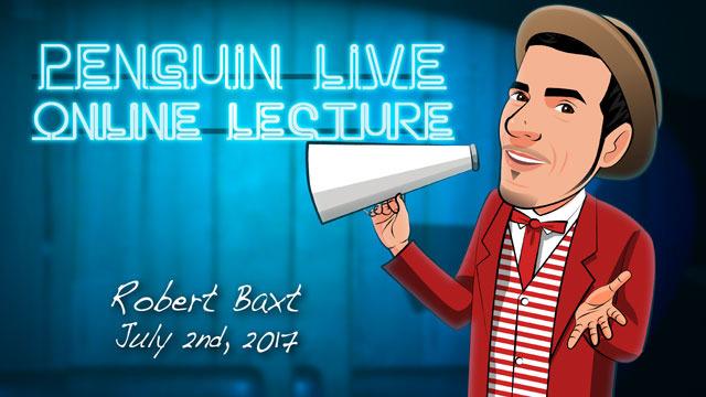 Robert Baxt LIVE ( 2 de Julio de 2017 )