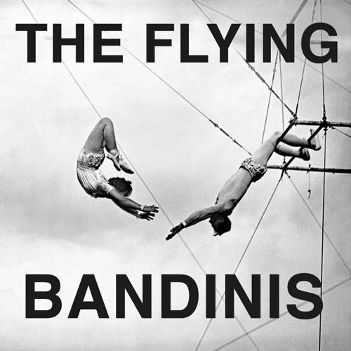 Flying Bandinis by Joe Rindfleisch