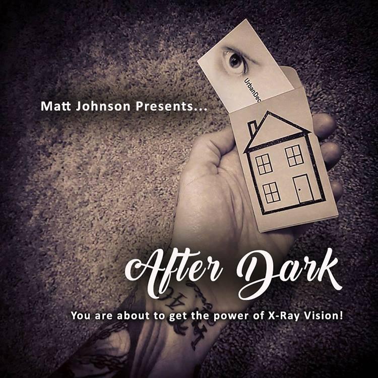 After Dark by Matt Johnson