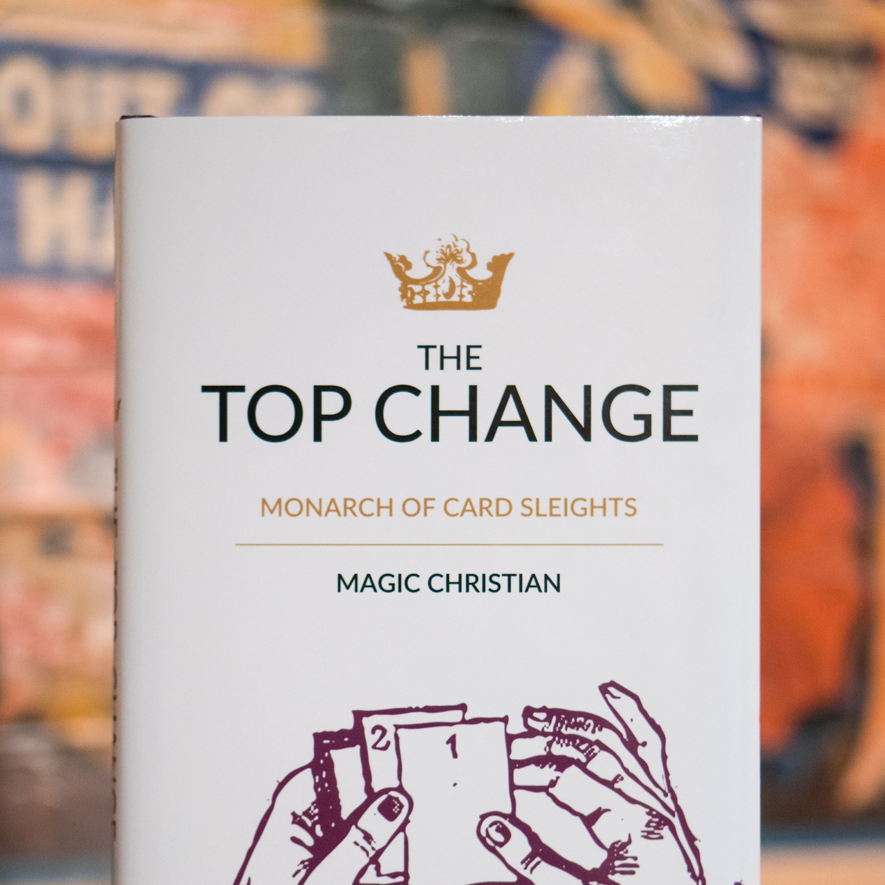 The Top Change By Magic Christian Hardcover