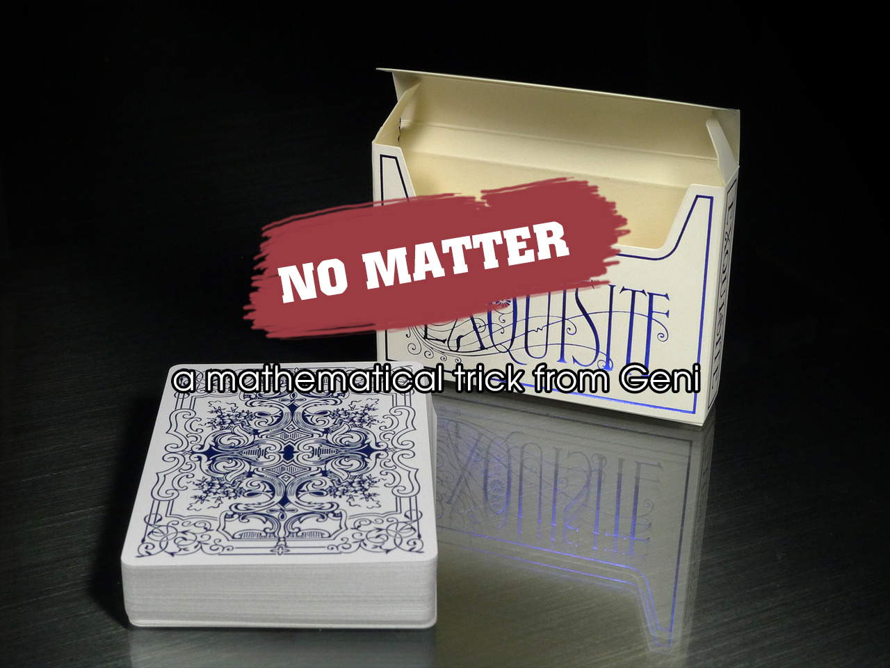 No matter by Geni Instant Download