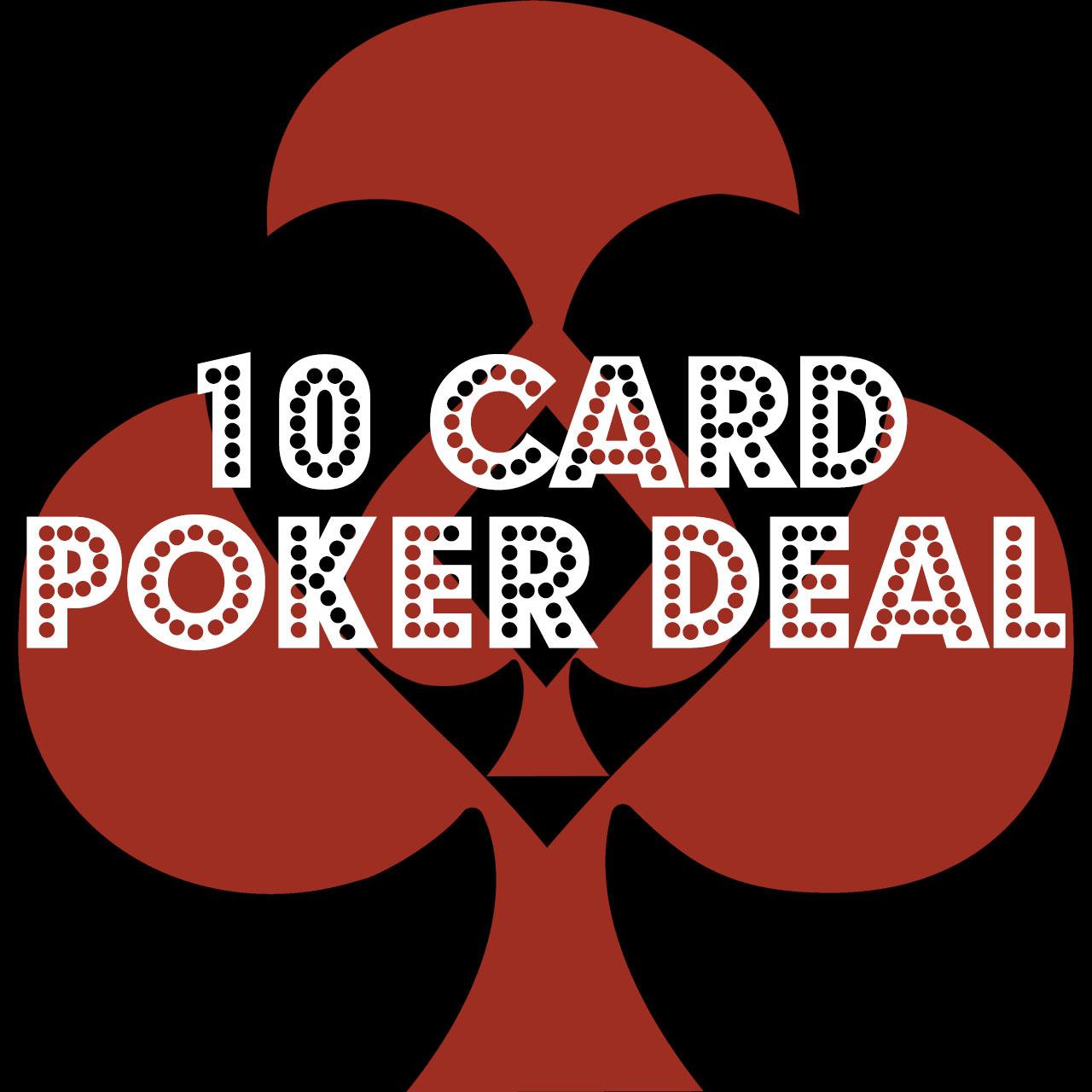 10 card poker magic trick cabin fever slots