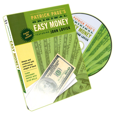 Easy Money by Patrick Page and John Lovick