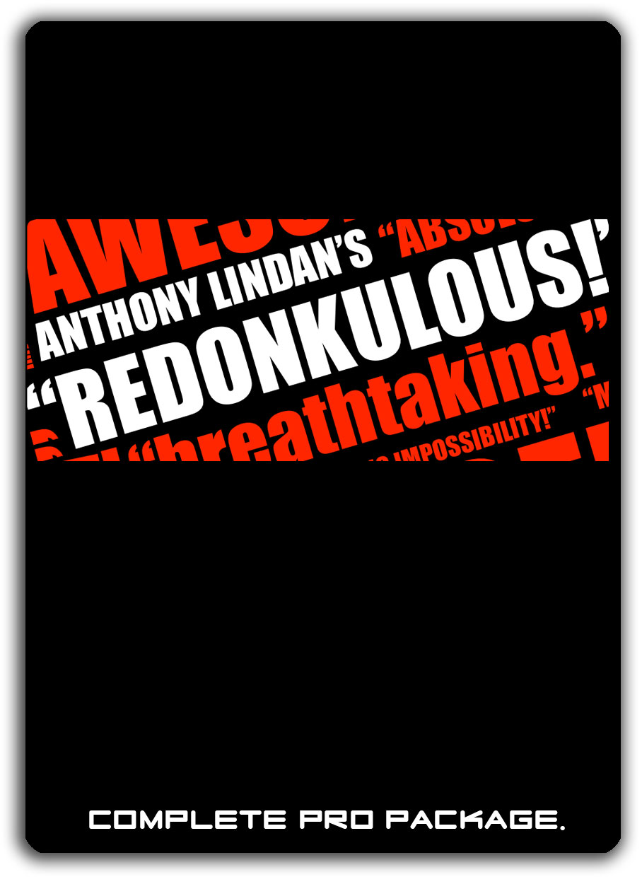 Image result for Redonkulous by Anthony Lindan
