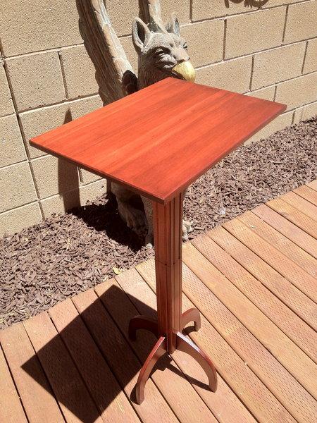 losander 39 s original floating table by losander. Black Bedroom Furniture Sets. Home Design Ideas