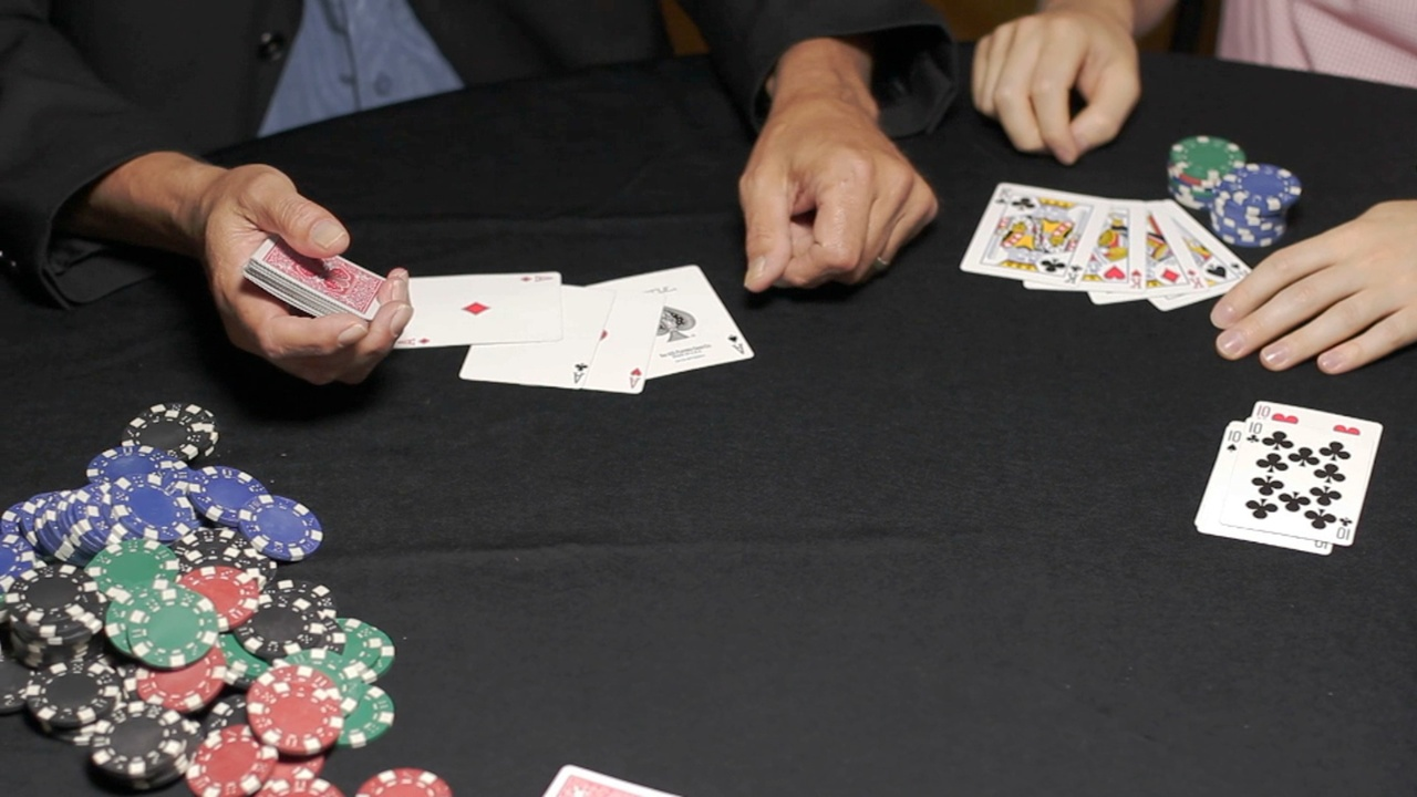 Ben carpenter poker