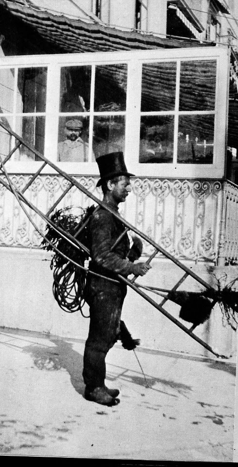 The Chimney Sweep S Victorian Oracle Instant Download