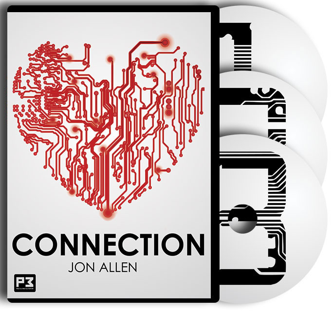 Connection by Jon Allen 3 DVD Set