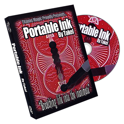 Portable Ink by Takel and Titanas Magic