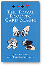 MAGIC ROYAL ROAD TO CARD MAGIC