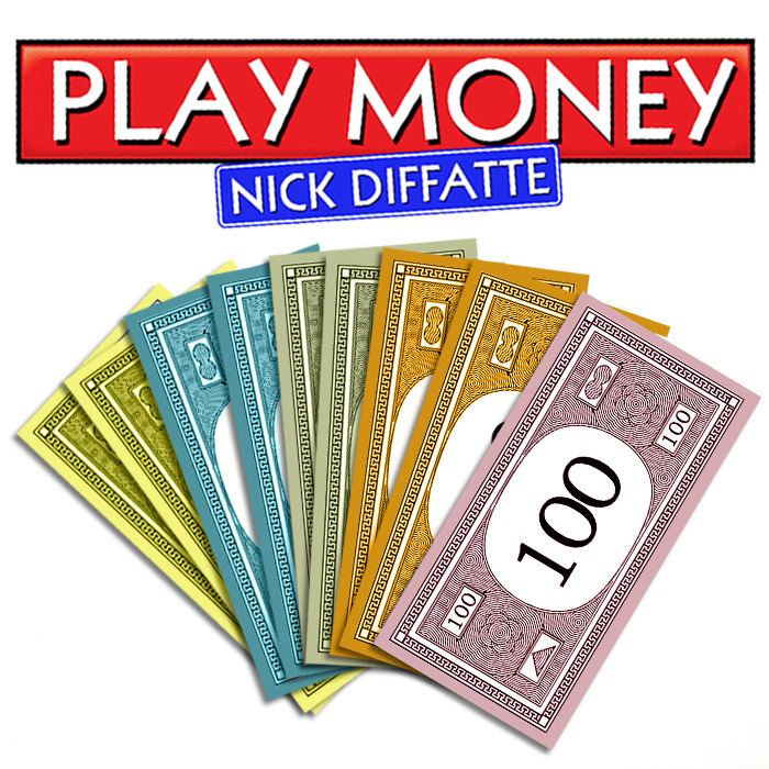 Play Money By Nick Diffatte Instant Download