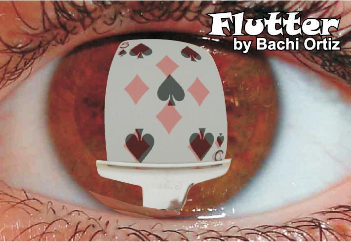 Flutter by Bachi Ortiz Instant Download