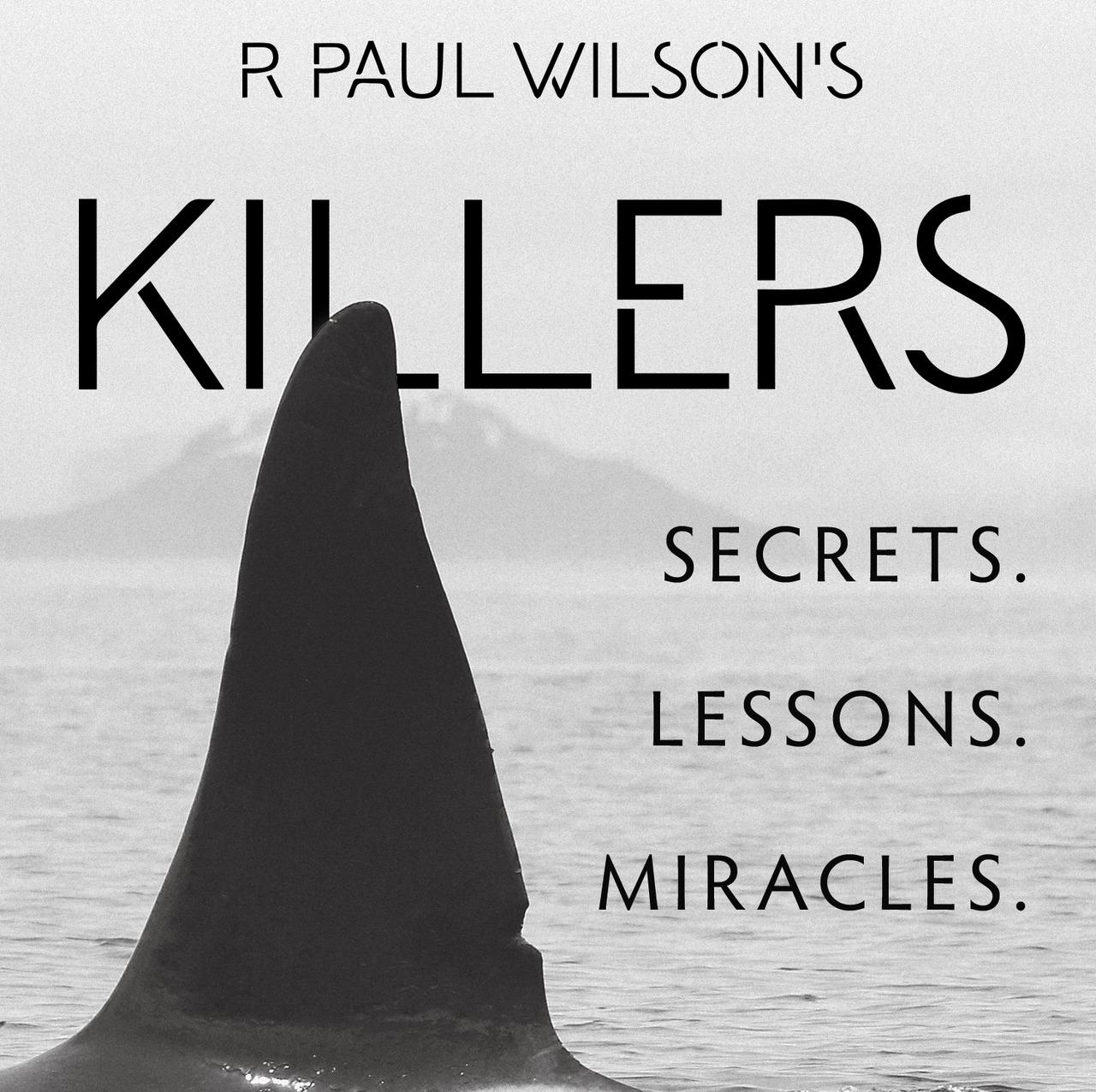Killers by R  Paul Wilson 2 DVD SET
