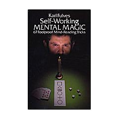 Self Working Mental Magic By Karl Fulves Book