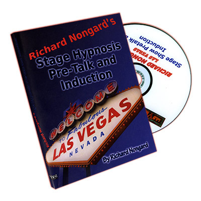 Stage Hypnosis Pre Talk And Induction Las Vegas By Richard