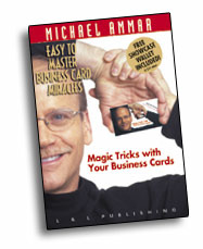 Business card miracles by michael ammar dvd today when you order business card miracles by michael ammar dvd youll instantly be emailed a penguin magic gift certificate colourmoves