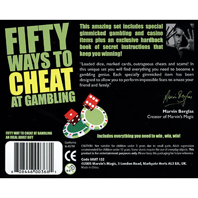 50 ways to cheat at gambling roulette winner stories