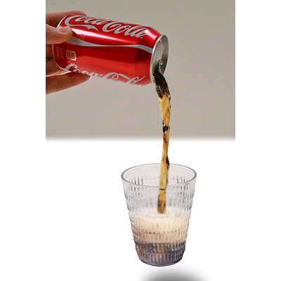 Floating Glass Magic Trick Revealed